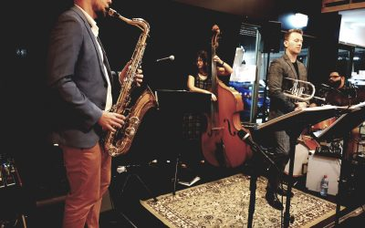 Jazz nights hit right note